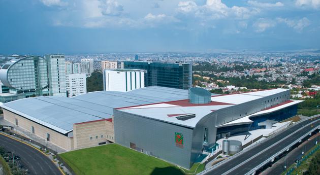 Expo Santa Fe México, excelente alternativa para exposiciones, convenciones y congresos.