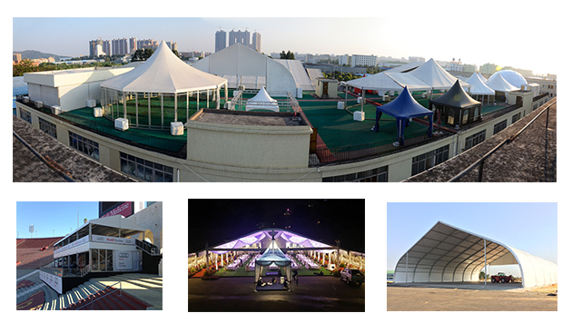 Shelter Tent, Tent structures with a strong commitment to safety