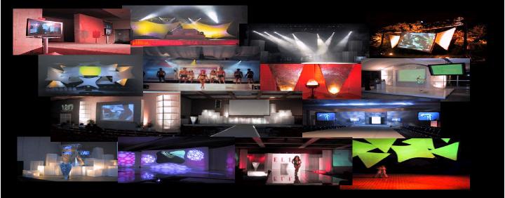 Espectaculares eventos con HMD Production Lab