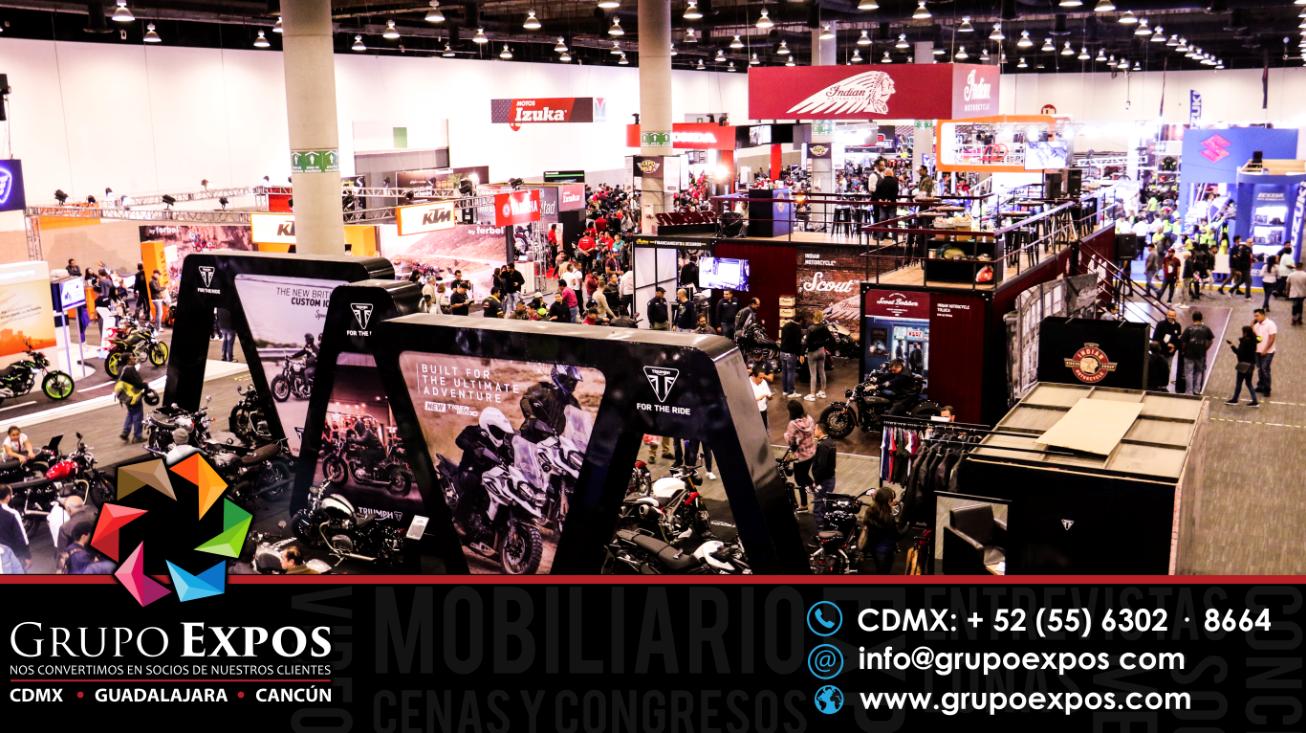 Un servicio integral para exposiciones con Grupo Expos