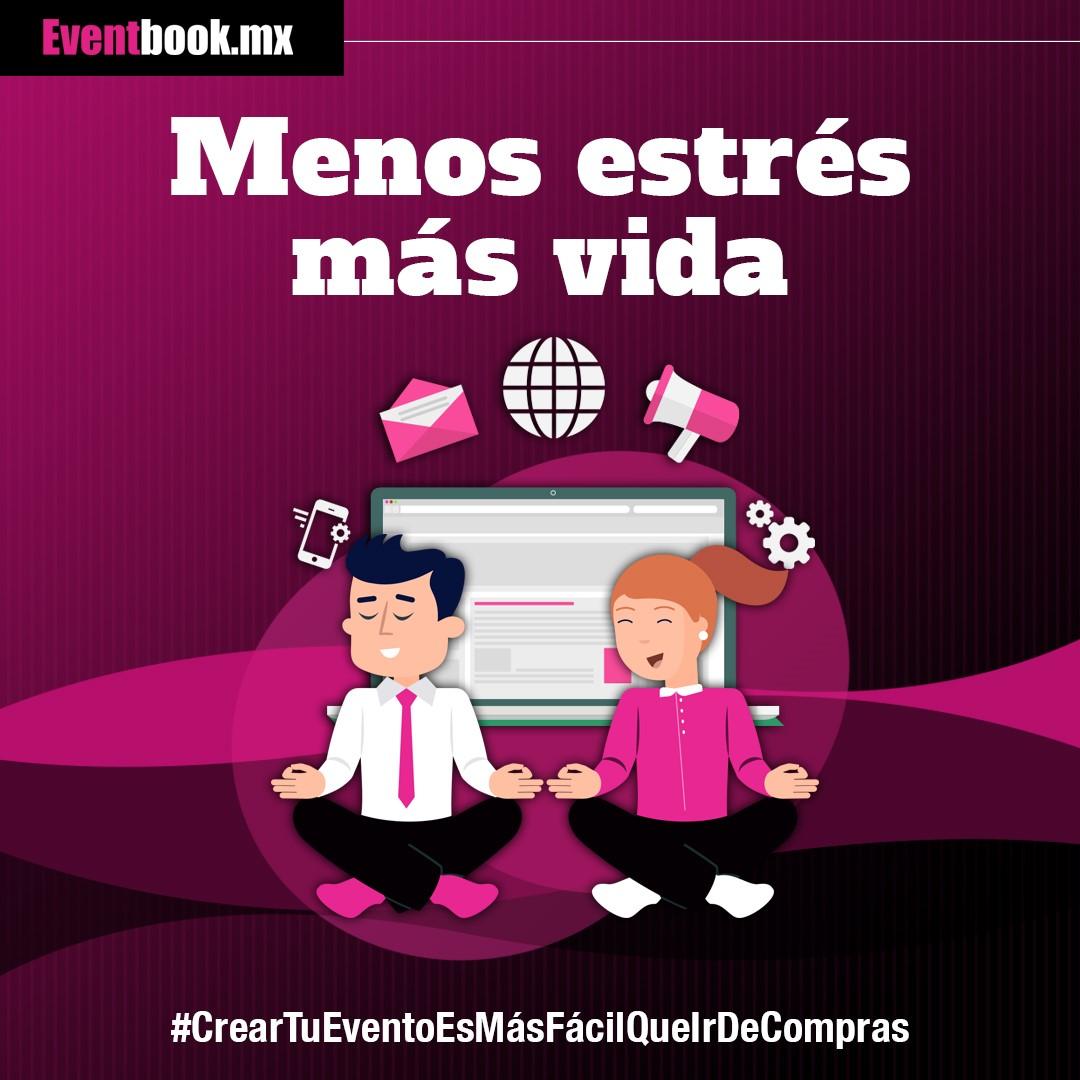 Eventbook.mx, una nueva forma de hacer tus eventos