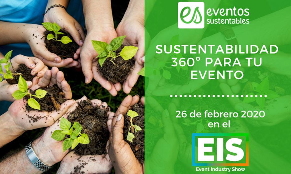 Sustentabilidad 360º para tu evento