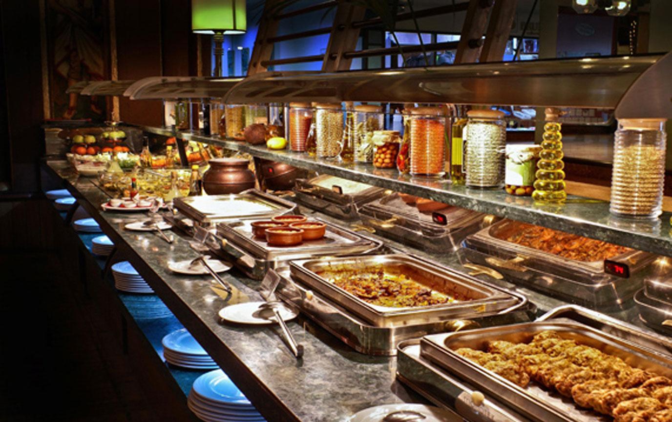 Tipos de buffet para acompañar eventos y orientar interacciones