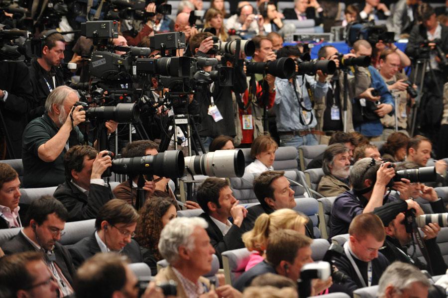 Conferencias de prensa y cómo organizarlas