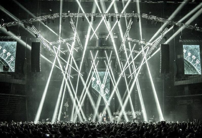 """El mejor equipo de audio e iluminación con CLT México, """"Corporation Leds Technologies""""."""