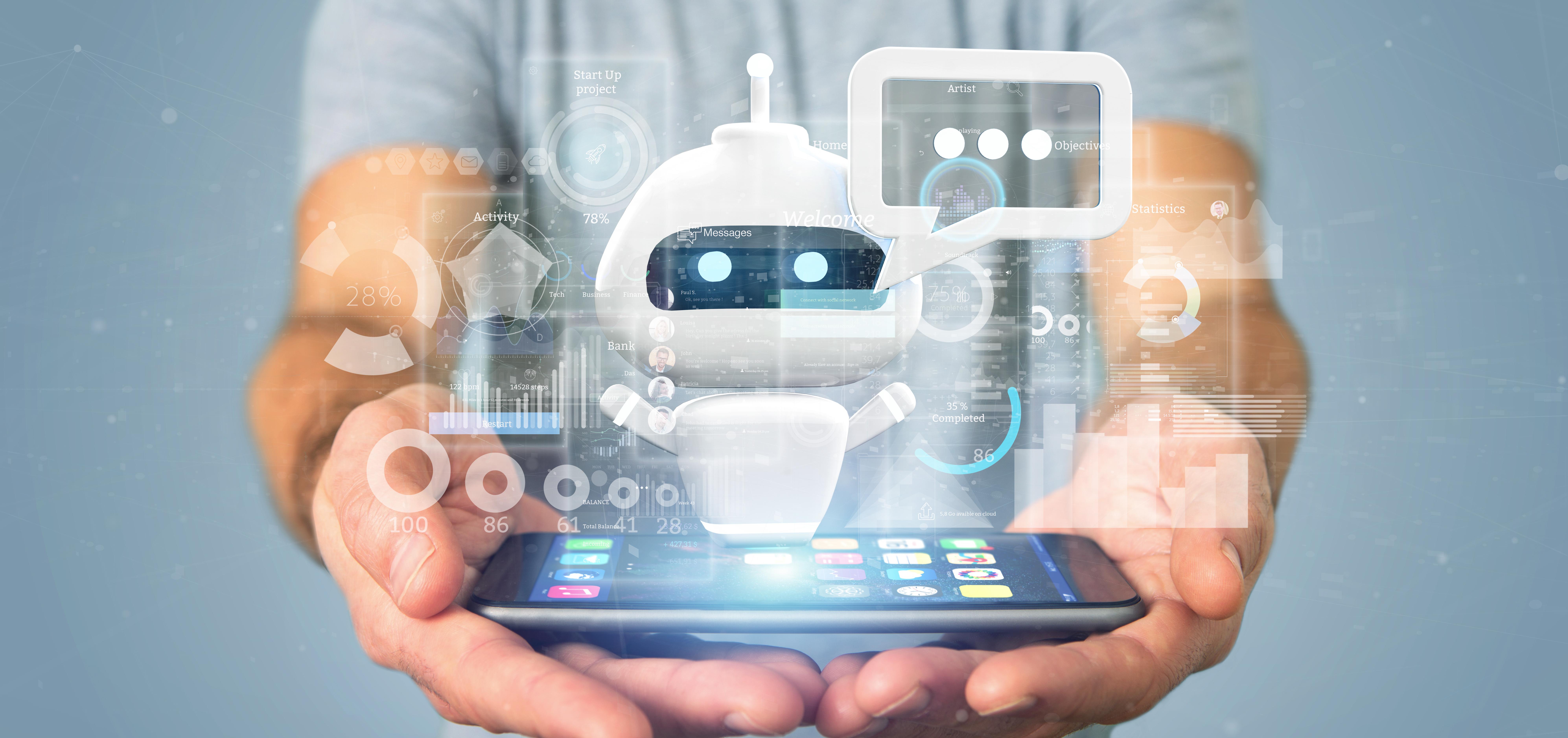 Mitos y realidades sobre los chatbots