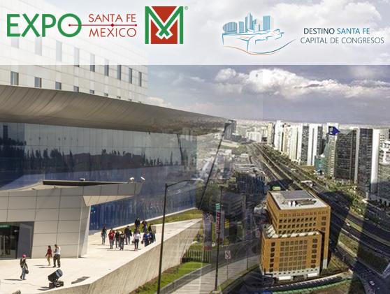 Destino Santa Fe, capital de congresos. La nueva iniciativa de Expo Santa Fe México