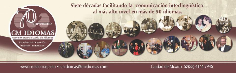 CM Idiomas, interpretación simultánea y servicios de interpretación a distancia