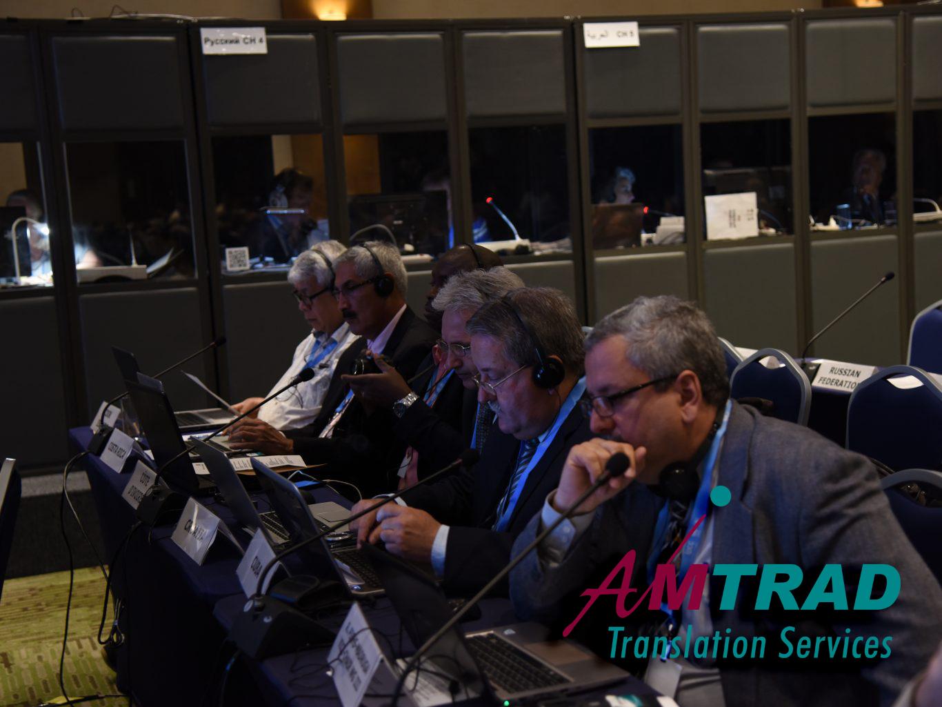 AMTRAD, servicios de traducción para un mundo globalizado