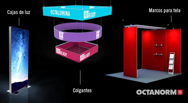OCTANORM presenta su nuevalínea de productos: OCTANORM READY