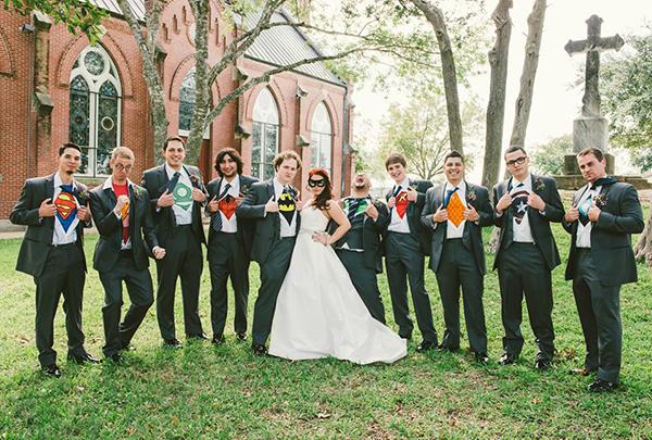 Tips para organizar una boda temática