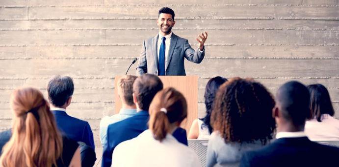 8 consejos para dar una conferencia y causar furor