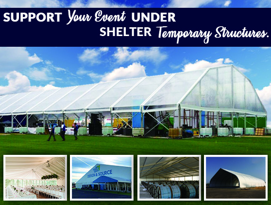 Guangzhou New Shelter Tent Technology CO.,LTD.