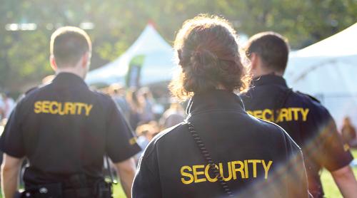 Temas a tratar con tu personal de seguridad