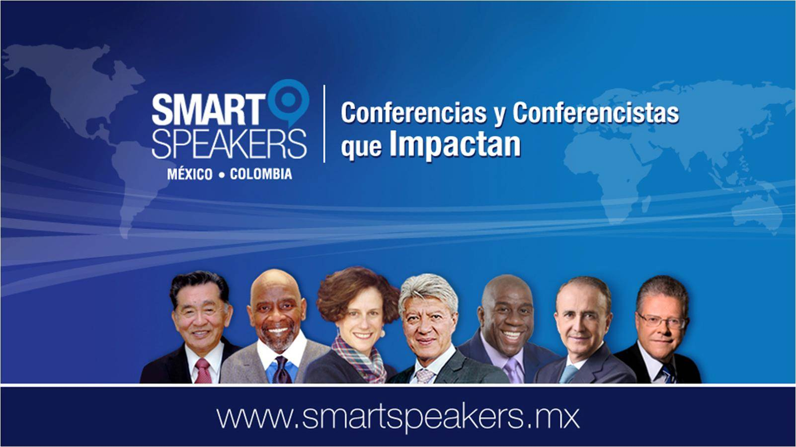 ¿Buscas ponentes para tu programa de conferencias? Te presentamos a Smart Speakers