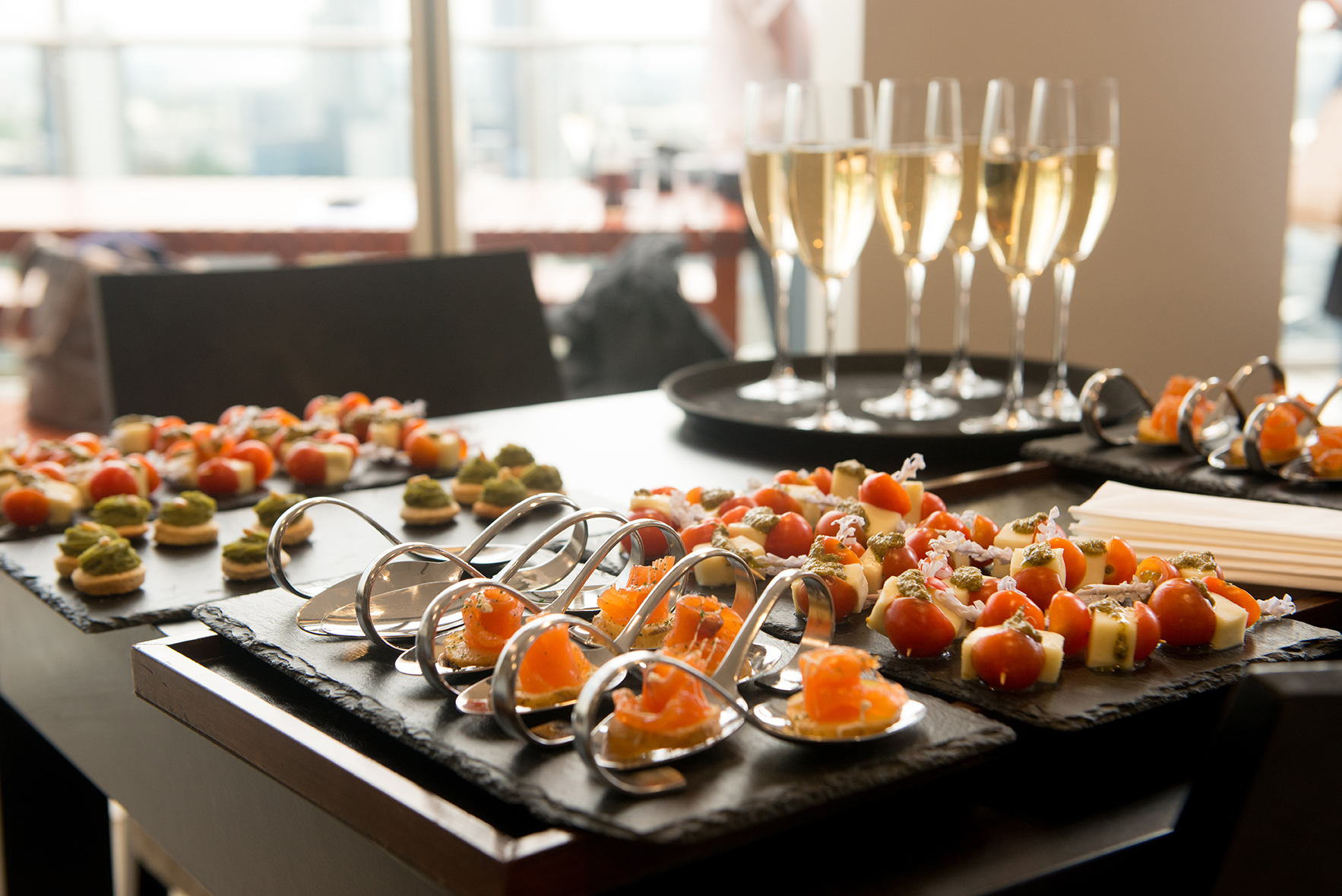 Elementos a considerar para el catering de tu evento