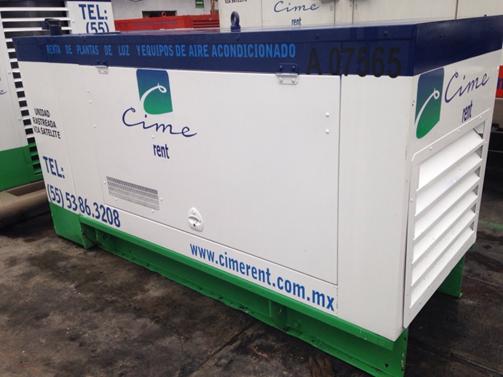 Opciones en soluciones de energía, iluminación, aire acondicionado y calefacción con CIME rent en EIS.