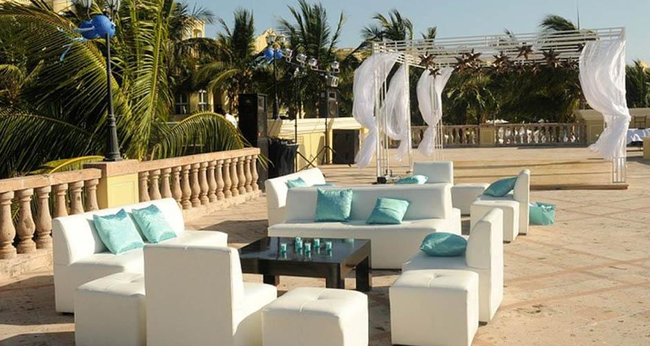 El mobiliario de tu evento. ¿Cómo saber elegirlo?