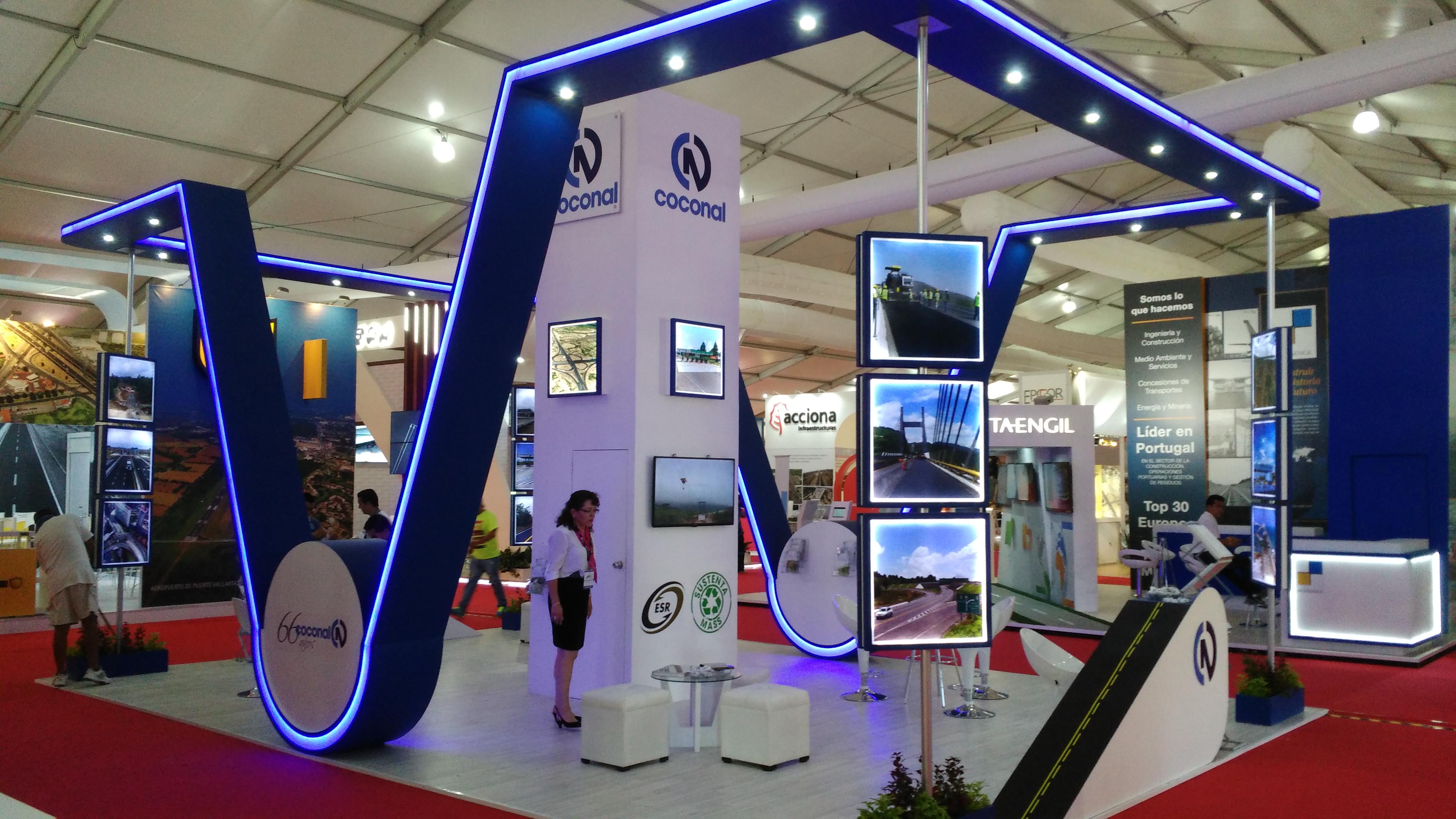 ¿Necesitas ayuda para diseñar y crear tu stand? Conoce a Grupo Expo Innova en EIS.