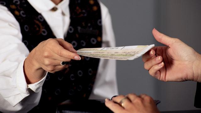 La adquisición de boletos, el inicio de la experiencia de un evento.